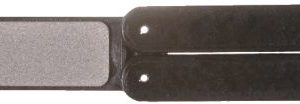 Eze-lap Coarse Grit (250) - Black Handle Folding Eze-Fold Sharpener