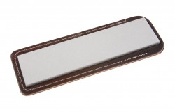 """Eze-Lap 2"""" x 8"""" Extra Coarse Grit Diamond Bench Stone (150)) In a Pouch"""